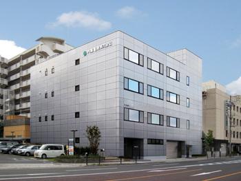 岐阜市の本社ビル