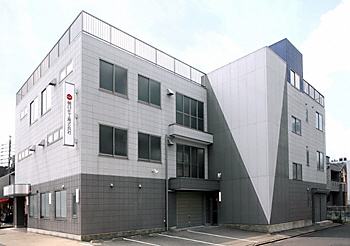 2016年5月稼動の新社屋