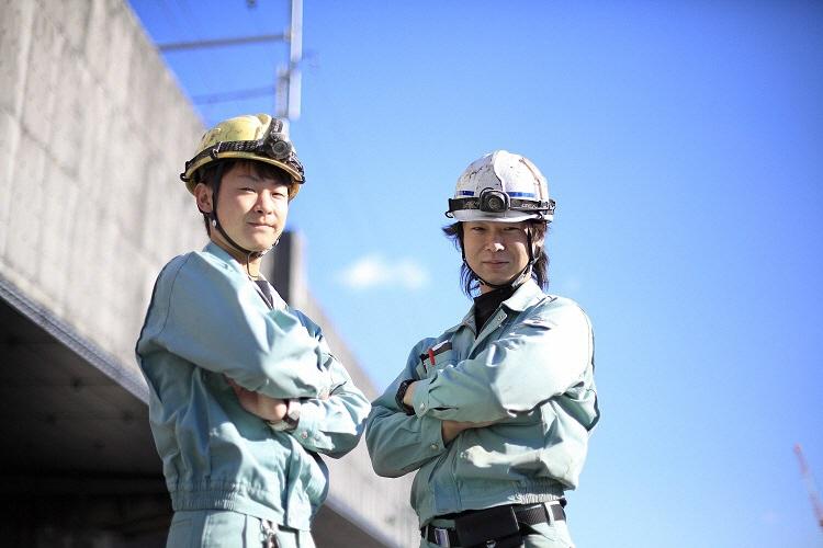 日本の橋を守るスペシャリスト集団